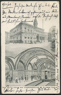 NY - New York City -  City Hall And Underground 1906 - Manhattan