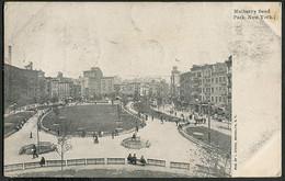 NY - New York City -  Mulberry Bend Park 1907 - Manhattan