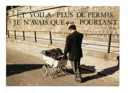 CPM - PLUS DE PERMIS ! - Humour