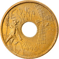 Monnaie, Espagne, Juan Carlos I, 25 Pesetas, 1996, Madrid, TTB+ - 25 Pesetas