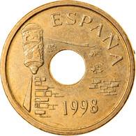 Monnaie, Espagne, Juan Carlos I, 25 Pesetas, 1998, Madrid, TTB+ - 25 Pesetas