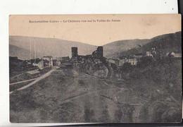 CPA France 42 - Rochetaillé - Le Château Vue Sur La Vallée Du Janon  - Achat Immédiat - Castles