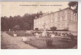 CPA France 42 - St Julien La Vêtre - Château De Villechaize  - Achat Immédiat - Castles