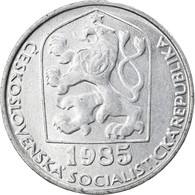 Monnaie, Tchécoslovaquie, 10 Haleru, 1985, SUP, Aluminium, KM:80 - Tschechoslowakei