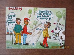 BOULISTES REGARDE! J'AI TROUVE UNE BELLE FANNY!! IL NE T'A PAS GATE L'GUSTAVE!! - Humour