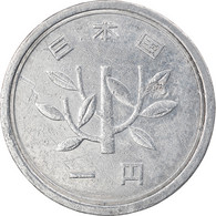 Monnaie, Japon, Hirohito, Yen, 1973, TTB, Aluminium, KM:74 - Japan