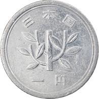 Monnaie, Japon, Hirohito, Yen, 1966, TTB, Aluminium, KM:74 - Japan