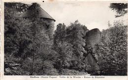 XHOFFRAIX  Vallée De La Warche - Ruines De Rénastène - Malmedy