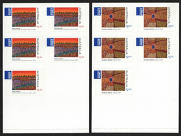 Australien 2009 - Mi-Nr. 3193-3194 ** - MNH - Folienblätter - Kunst Ureinwohner - Ungebraucht
