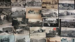 Lot De 1000 Cpa  Villes-villages-vues (2) - 500 Postcards Min.