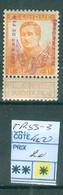 TR 55-3  ( Sans Signature) X Côte 450€ - 1915-1921