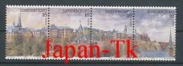 """LUXEMBURG  Mi.Nr. 1363-1366 EUROPA  Mitläufer """"Luxemburg - Kulturhauptstadt Europas """" - 1995 - MNH - 1995"""