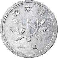 Monnaie, Japon, Hirohito, Yen, 1965, TTB, Aluminium, KM:74 - Japan