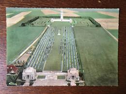 VILLERS BRETONNEUX VUE GENERALE AERENNE LE MEMORIAL AUSTRALIEN - Villers Bretonneux