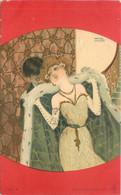 KIRCHNER Raphael (illustrateur) - Femme Style Art Nouveau. - Kirchner, Raphael
