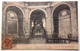 LOMBARDIA LODI CHIESA DELL'INCORONATA Formato Piccolo Viaggiata Nel 1904 Condizioni Buone - Lodi