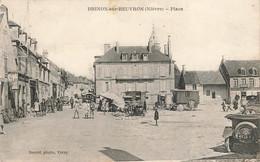 BRINON SUR BEUVRON : PLACE - Brinon Sur Beuvron