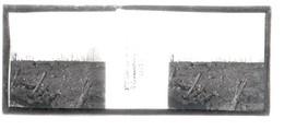 Plaque De Verre. Négatif. Belgique.Guerre 14/18. 1ère Ligne Devant Dixmude 1917 - Diapositiva Su Vetro