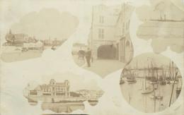 ROYAN - Carte Photo ,multi-vues Datée De De 1905. - Royan