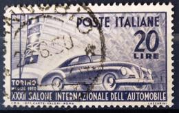 ITALIE                       N° 555                   OBLITERE - 1946-60: Afgestempeld