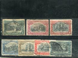 Chili 1910 Yt 71-77 - Chile