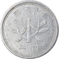 Monnaie, Japon, Hirohito, Yen, 1975, TTB, Aluminium, KM:74 - Japan