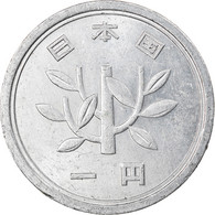 Monnaie, Japon, Hirohito, Yen, 1977, TTB, Aluminium, KM:74 - Japan