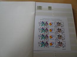 Andorra Spanisch Lagerbuch Meist Xx (17399) - Komplettalben