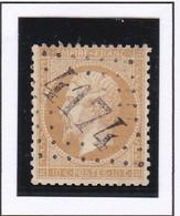 GC 4174 VEZELAY ( Dept 83 Yonne ) S / N° 21 - 1849-1876: Periodo Classico