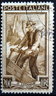 ITALIE                       N° 590                   OBLITERE - 1946-60: Afgestempeld