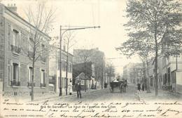 LE PRE SAINT GERVAIS -  Le Haut De L'avenue Des Lilas. - Le Pre Saint Gervais