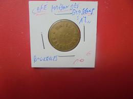 "BRUXELLES MAISON DES BRASSEURS ""12 Centimes"" ND (A.15) - Monetari / Di Necessità"
