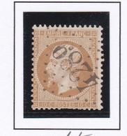 GC 4289 VINCELLES ( Dept 83 Yonne ) S / N° 21 - 1849-1876: Periodo Classico