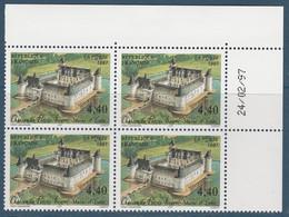 3081 4.40F. CHATEAU Du PLESSIS BOURRE - CD 24.02.1997 - 1990-1999