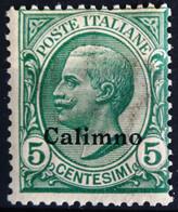 ITALIE Egée. Calino                       N° 2                 NEUF SANS GOMME - Libië