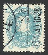 Denmark, 25 O. 1930, Sc # 216, Mi # 191, Used. - Used Stamps