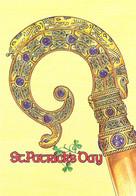 ST. PATRICKS DAY GREETING, IRELAND. UNUSED POSTCARD As8 - Saint-Patrick's Day