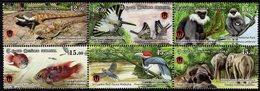 Sri Lanka - 2019 - Wasgamuwa National Park - Mint Stamp Set - Sri Lanka (Ceylon) (1948-...)