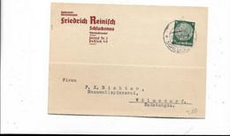 Karte Aus Schluckenau Nach Wölmsdorf  1938 Sudeten - Storia Postale