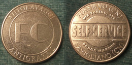 M_p> Getttone Autolavaggio SELF SERVICE EC AUTOLAVAGGI ANTIGRAFFIO - FOSSANO E SAVIGLIANO - Monetary/Of Necessity