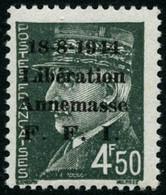 ** Annemasse N°1/11 Les 11 Val, Type 1 - TB - Liberation