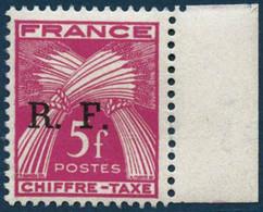 ** Bordeaux N°12/8 La Série Taxe Au Type II - TB - Liberation