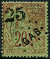 * N°3 25 Sur 20 Brique Sur Vert, Signé Brun - TB - Unclassified