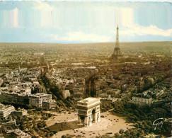 CPSM Paris-Arc De Triomphe      L560 - Arc De Triomphe