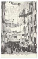 GENOVA - Truogoli Di Santa Brigida - Genova