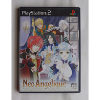 PS2 Japanese : Neo Angelique SLPM-66340 - Sony PlayStation