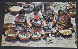 Guatemala - Dia De Mercado De Santiago Atitlan - Solola - Guatemala