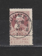 COB 77 Centraal Gestempeld Oblitération Centrale JUMET 1B - 1905 Barbas Largas