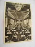 """CPA - Grand Format - Paquebot """" Le Normandie """" - Salle à Manger De 1ère Classe - 1939 - SUP (EW 91) - Paquebots"""