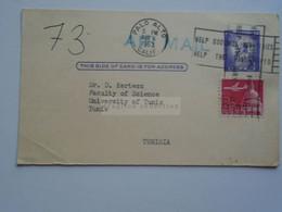 D179036 USA Postal Stationery -1962 Palo Alto Calif.  Irene S. Forrest - V.A. Hospital  Sent To Dr.  Denis Kertesz - 1961-80